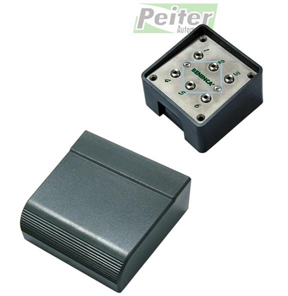 beninca id tast digital keypad with id ric receiver ebay. Black Bedroom Furniture Sets. Home Design Ideas