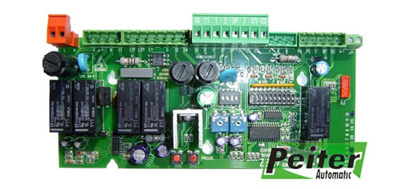 Came zbx74 electronic control board for bx74 bx78 motor for Came zbx74 78