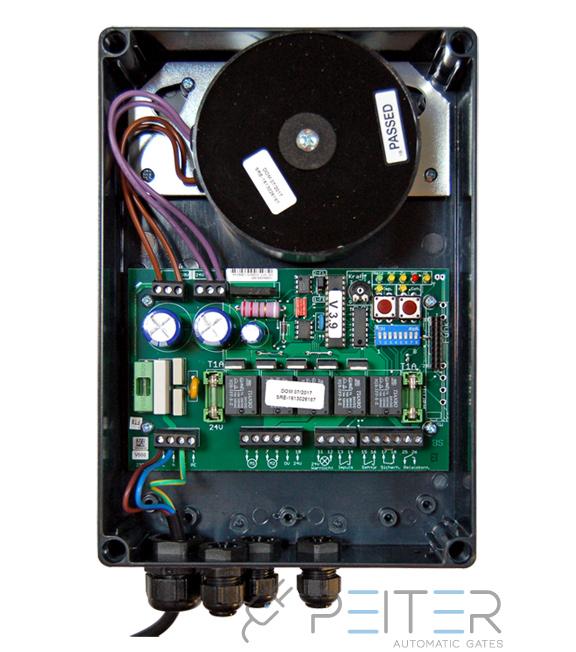 sommer dst a 24 control board with built in receiver for twist 200 e 200 el ebay. Black Bedroom Furniture Sets. Home Design Ideas