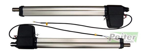 sommer twist 200 el automatic opening kit for swing gates leaf 2 5 m 200 kg ebay. Black Bedroom Furniture Sets. Home Design Ideas
